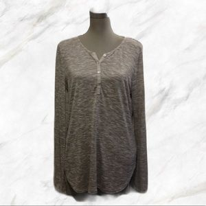 Tribal Jeans   Grey Cotton Tunic